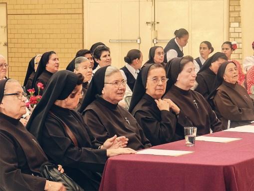 Cumpleaños de Ntra. Madre Vicaria General
