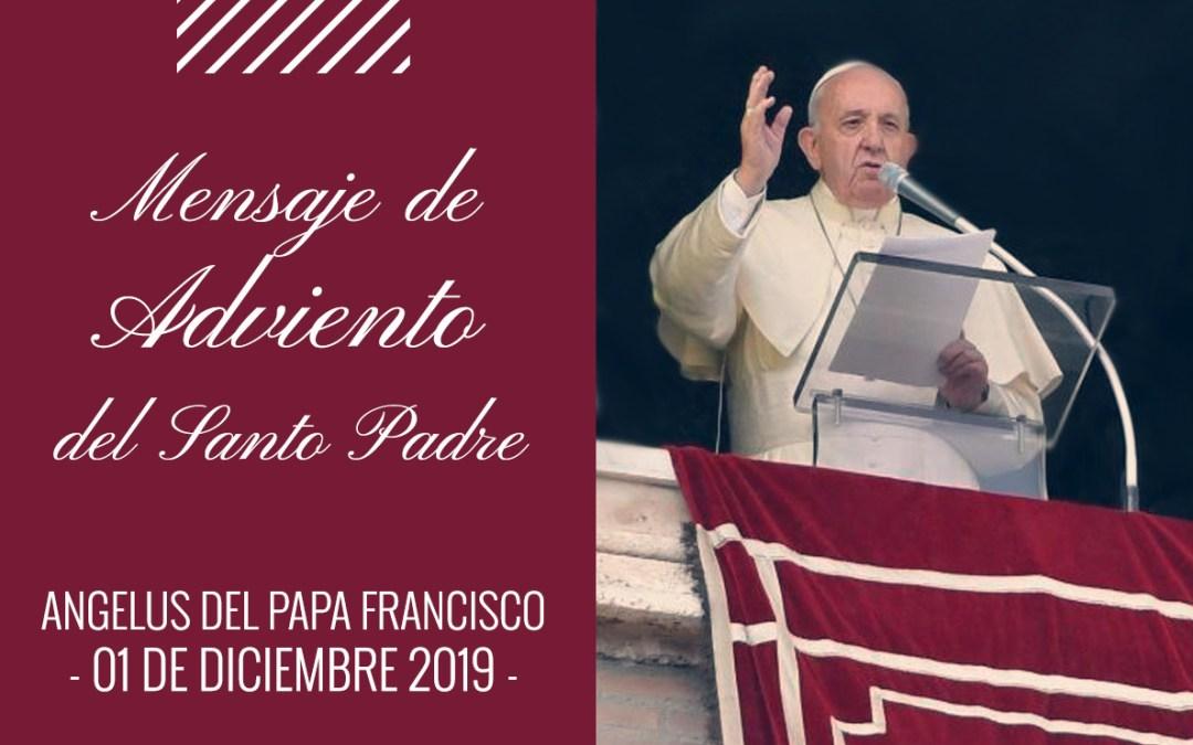 Mensaje de Adviento del Papa Francisco