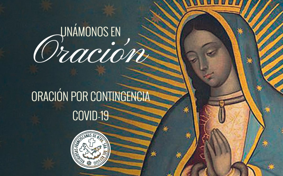 Oración por contingencia COVID-19