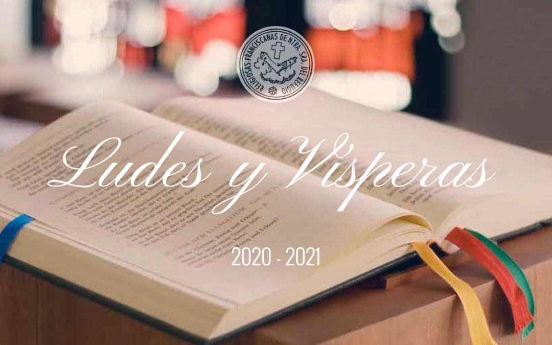 Ludes y Vísperas 2020-2021