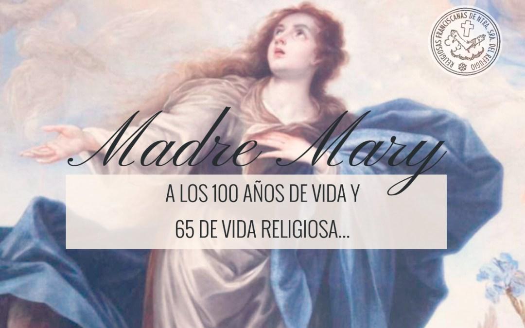 Homenaje M. Mary descansa en Paz