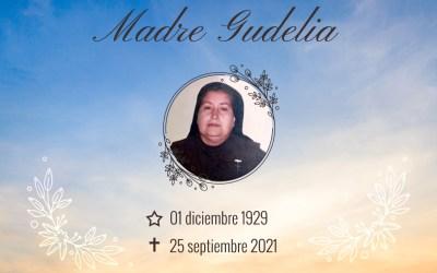 Descanse en Paz Madre Gudelia