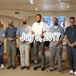 Ten Men begin their Franciscan Formation!