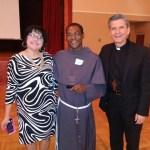 "Friar Roberson Catholic Charities ""Volunteer of the Year""!"