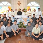 Christmas in Vietnam at our St. Anthony Friary