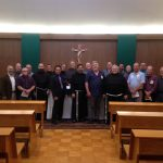 St. Maximilian Kolbe Council of Knights visits the Friars