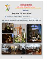Vietnam Newsletter Oct 2018