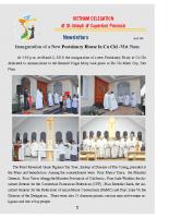 Vietnam Delegation – Newsletter March 02. 2019