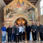 Castro Valley Friary Hosts Leadership of the CFF