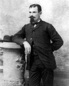 old west portrait