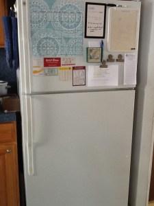 fridge door AFTER