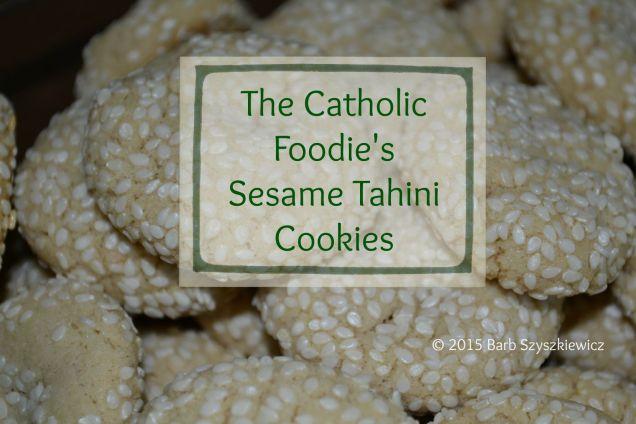 sesame tahini cookies (4) TITLE smaller
