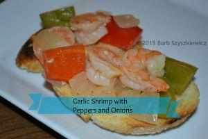 SG shrimp on toast 1 t c