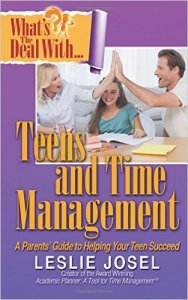 teens and time management