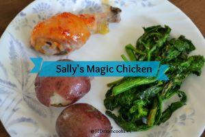 Sally Magic Chicken T C