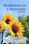 sunflowers in a hurricane