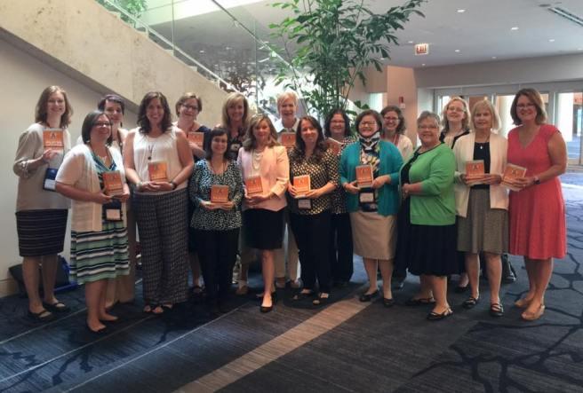 CM prayer companion authors photo