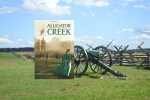 """The novel """"Alligator Creek"""" features scenes from the Battle of Gettysburg."""