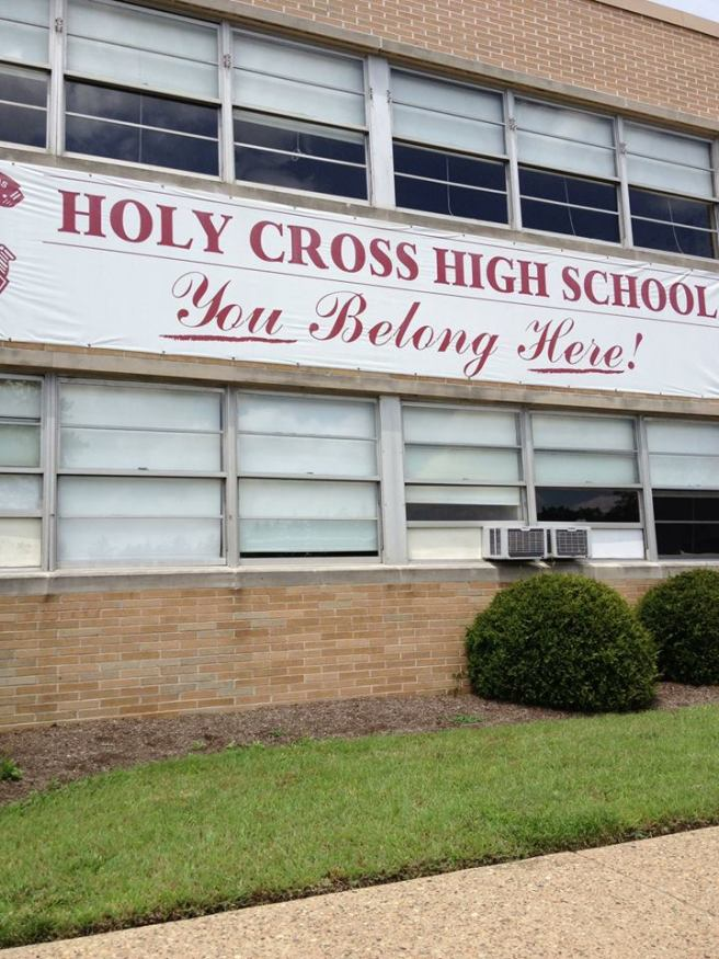 I wish this were still the school's slogan.