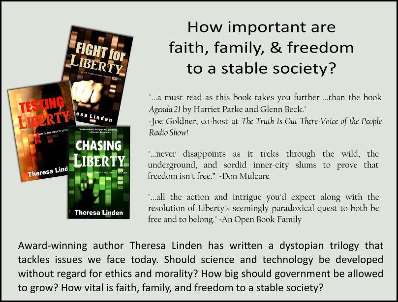 chasing liberty trilogy promotion