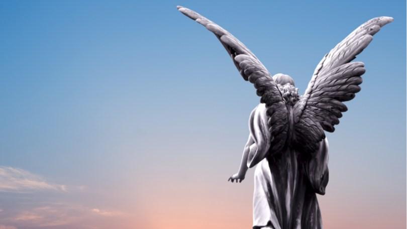 statue of angel