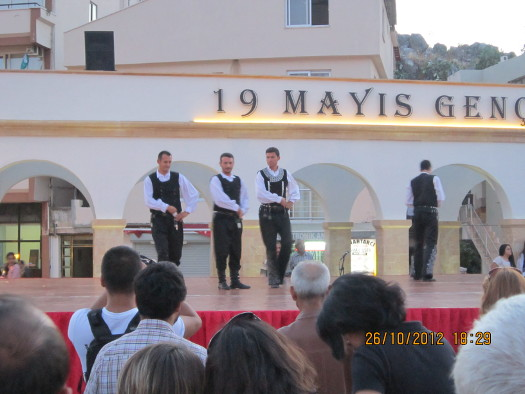 Turkish Dance Presentation