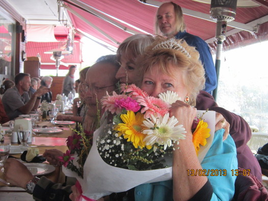 A Special Celebration for a Special Lady