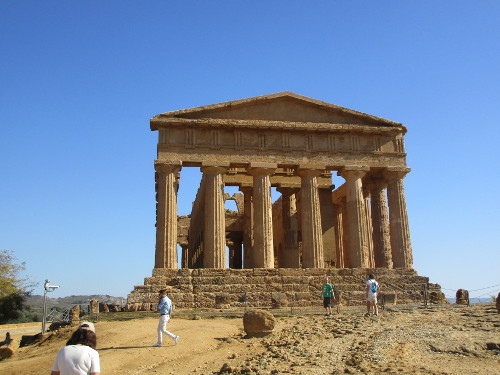 Temple of Jupiter, Agrigento