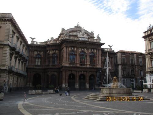 Opera House, Catania, Sicily
