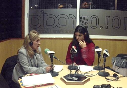 Entrevista a Isabel Lázaro de VOX