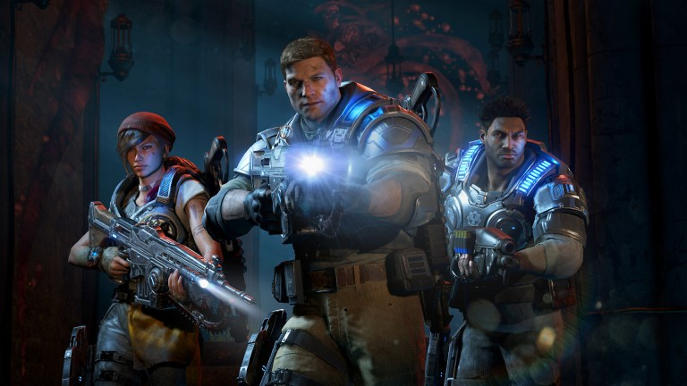 Gears of War 4 characters