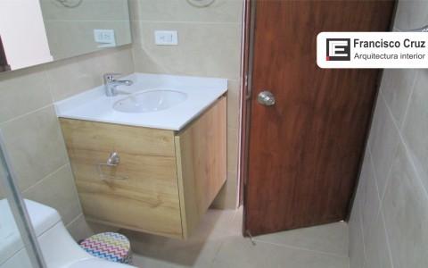 Muebles y accesorios para el baño