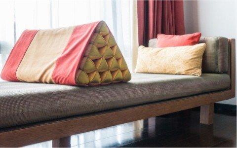 geométrico en la decoración