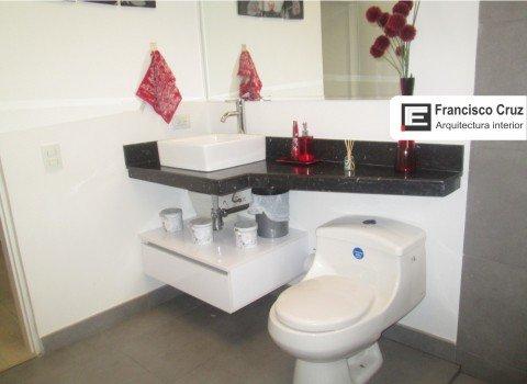 Mueble baño auxiliar