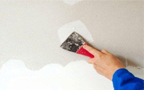 Preparación de la superficie para pintar