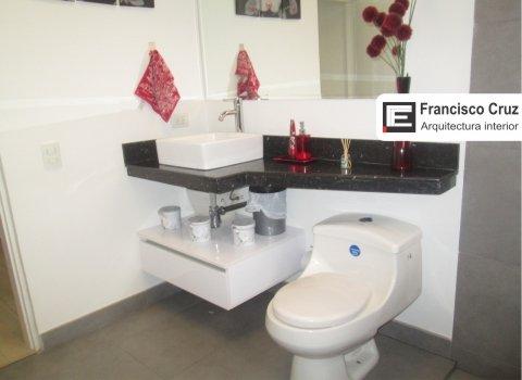 Diseño de mueble para baño