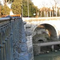 Un lugar de la Historia... la Cloaca Máxima