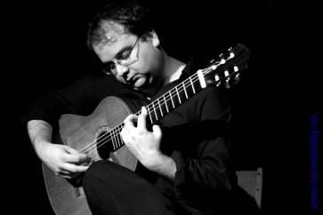 Francis Leclerc, guitariste (2008)