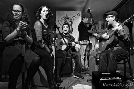 Cabaret Flamenco Montréal
