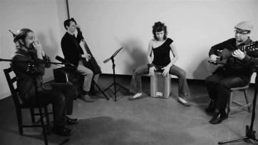 Tournage videoclip avec Benjamin Tremblay-Carpentier