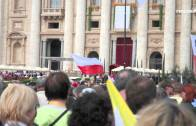 Beatyfikacja Jana Pawła II – pielgrzymka franciszkańska (zdjęcia)