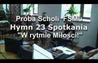 FSM 2010 – hymn (próba scholi)