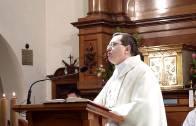 Kapituła kapucynów 2011 – homilia br. Jacka Waligóry