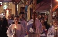 Nabożeństwo Fatimskie w Sanktuarium MB w Rychwałdzie