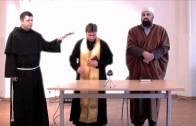 Spotkanie międzyreligijne u franciszkanów w Gdańsku