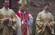 Święcenia diakonatu w Gdańsku 2010