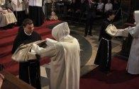 Święcenia kapłańskie u krakowskich franciszkanów 2011