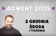 Adwent 2015 – Dzień 4