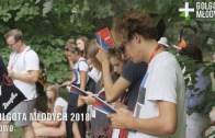 """Czwarty dzień """"Droga Światła"""" Golgota Młodych 2014"""