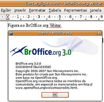 BrOffice.org Writer não mostra figuras (3/3)